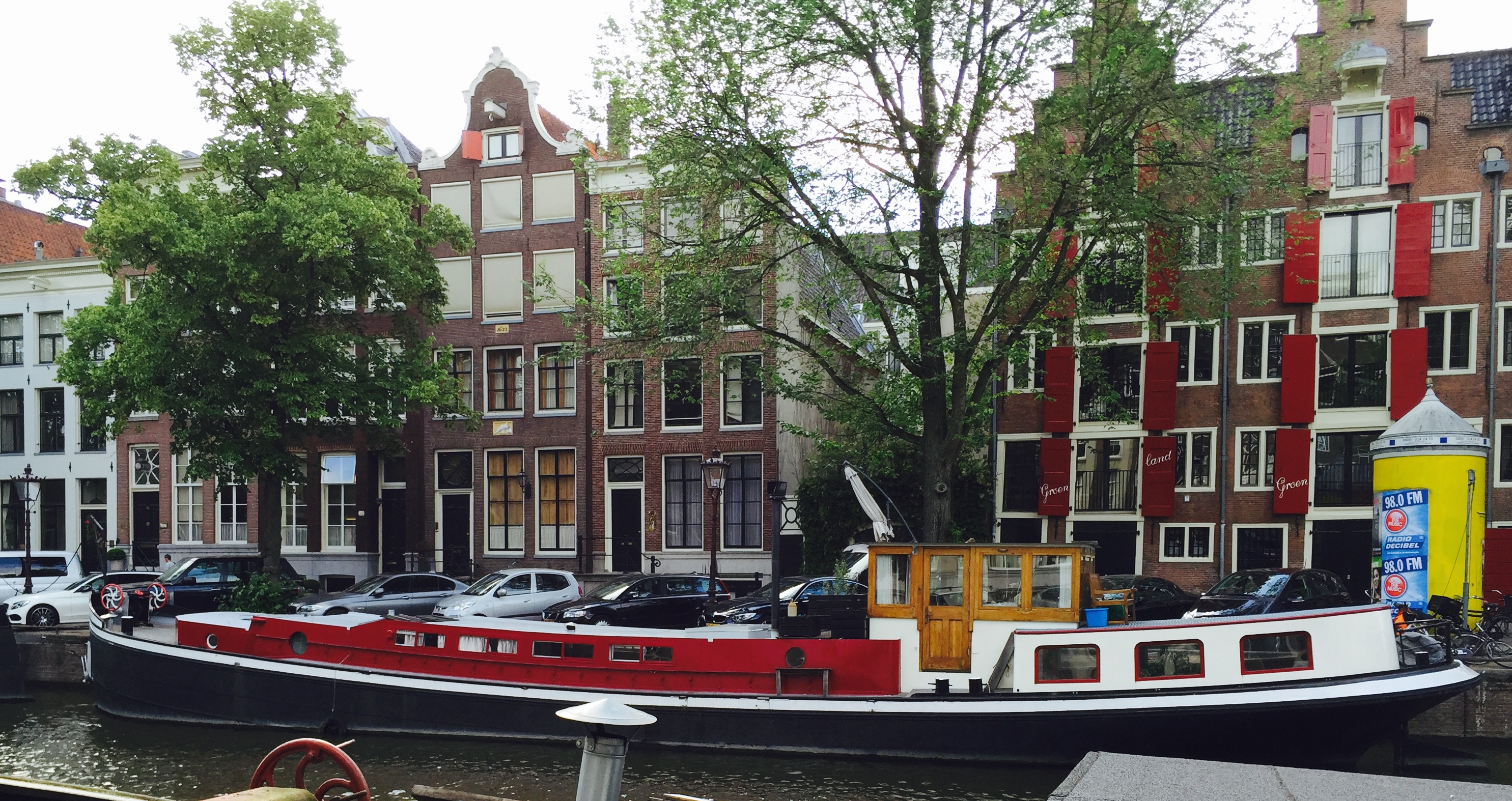 Airbnb amsterdam houseboat for Airbnb amsterdam houseboat