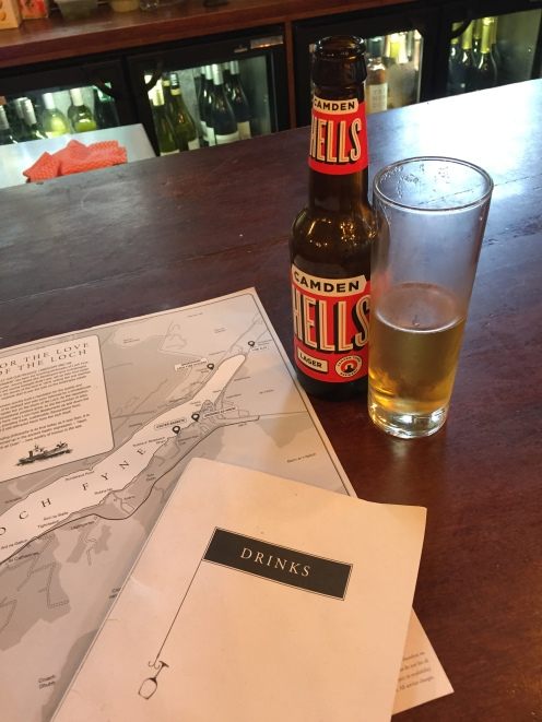 Beer and maps- everywhere.